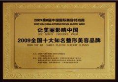荆州中心整形医院—权威专业